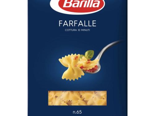 Макароны фарфалле Barilla 500 гр