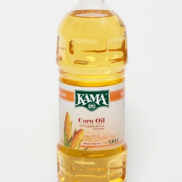 Масло кукурузное Кама холодного отжима