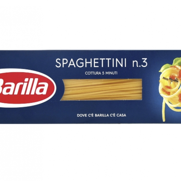 Спагетти Barilla 500 гр