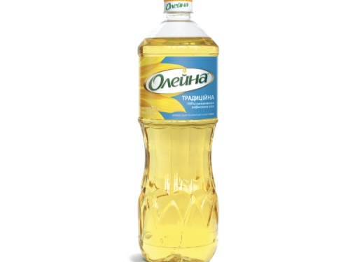 Масло подсолнечное Олейна