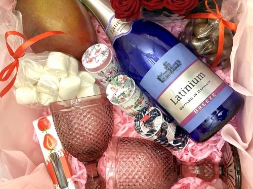 Подарочный набор «Розе»