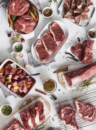 Мясо с фермы