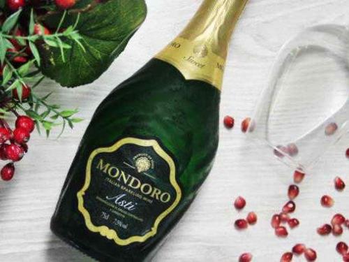 Шампанское Mondoro Asti белое сладкое  750 мл