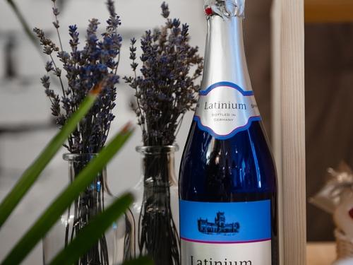 Шампанское Latinium Breeze белое полусухое 750 мл