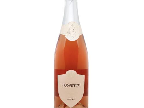 Шампанское Розовое сухое (Испания) 750 ml