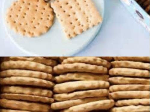 Натуральное печенье Кроха 50 гр Постное
