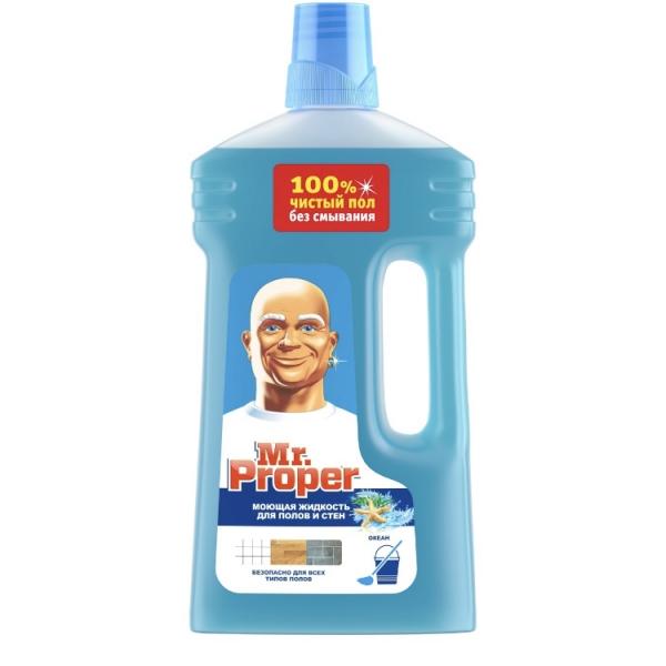 Средство моющее для полов Mr.Proper 1л