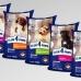 Корм для собак «4лапы» 2 кг в ассортименте
