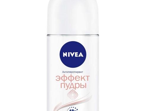 Дезодорант Nivea эффект пудры шариковый 50 мл