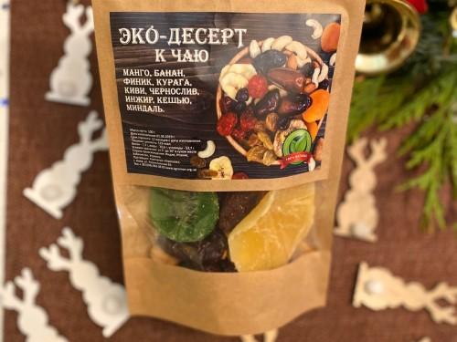 Фруктово-ореховый микс 100 грм