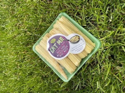 Кукуруза беби (упаковка 125 грамм)