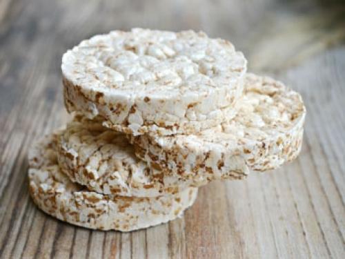 Хлебцы бурый рис с морской солью без глютена 100 гр