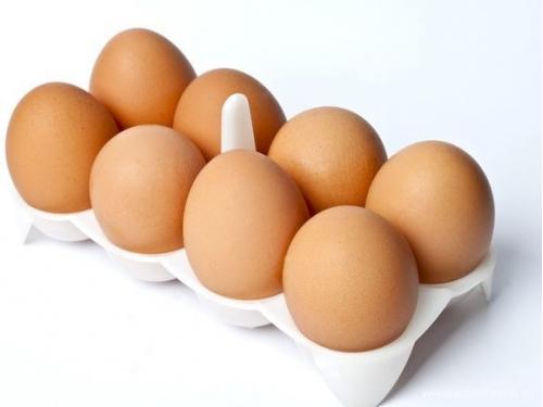 Яйца куриные 10 шт