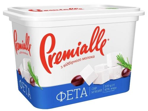 Сыр Фета Premialle 230 гр