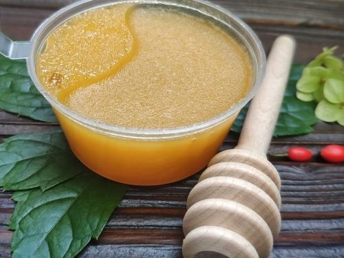 Мед разнотравие 1.5 кг с пасеки