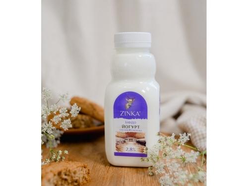 Бифидойогурт из Козьего Молока 2.8% 510 гр