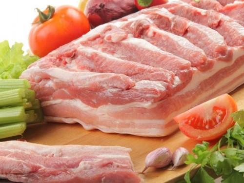 Грудинка свиная с фермы