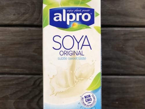 Соевое молоко Alpro 1л