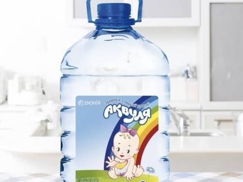 Вода детская Аквуля 6 л