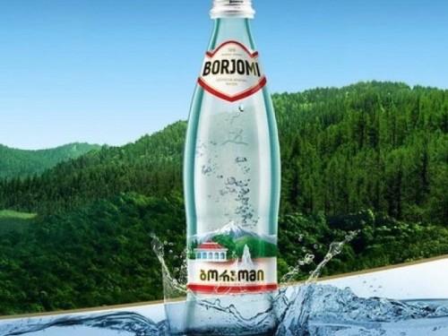 Borjomi 500 мл в стекле