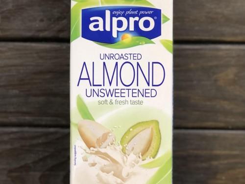 Миндальное молоко Alpro 1л