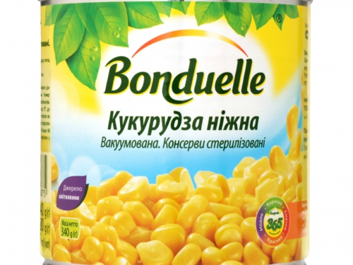 Кукуруза Bonduelle 170 ml