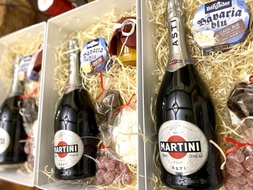 Наборы с шампанским Asti Martini