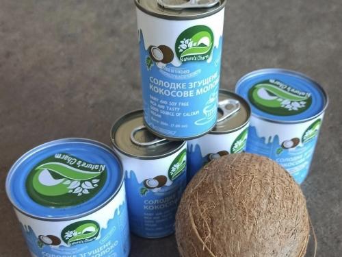 Кокосовая сгущенка 380 грамм
