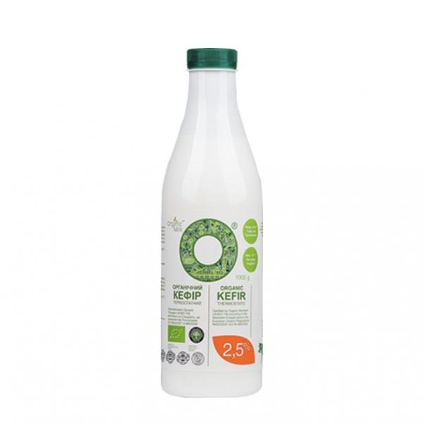 Кефир 2.5% Organic Milk 1л