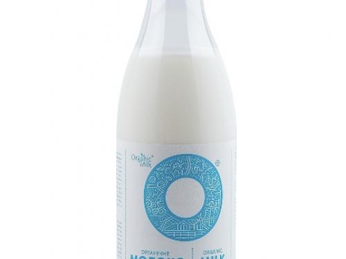 Молоко 0.5% жирность Organic 1л