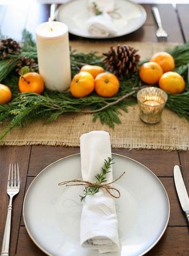 К праздничному столу
