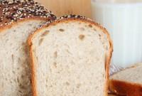 Хлеб бездрожжевой на закваске 500 грамм