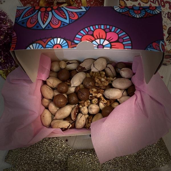 Подарочный набор «Сундучок для Золушки» 1 кг