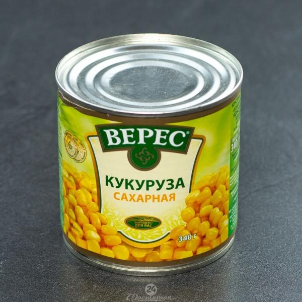 Кукуруза Верес 340 ml