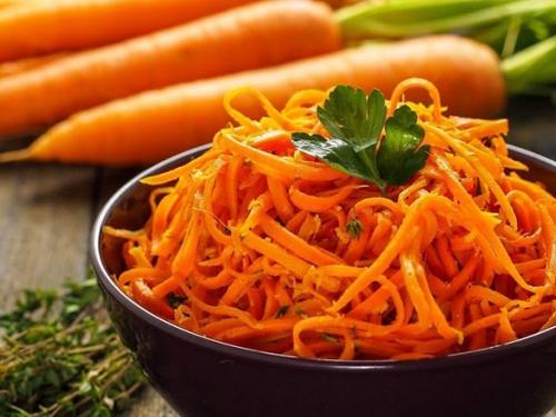 Морковка по-корейски 1л