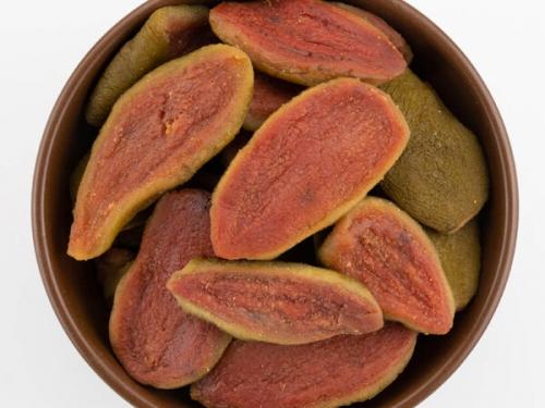 Гуава красная сушёная без сахара премиум 500 гр
