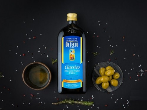 Масло оливковое (стекло) 1л