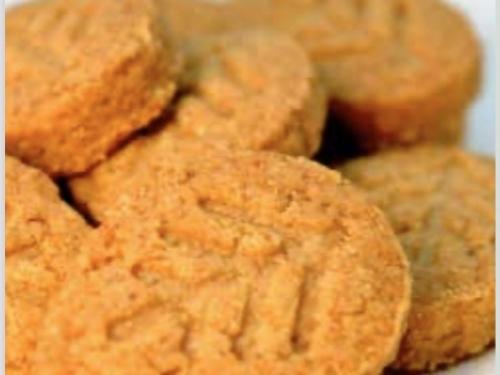 Натуральное печенье Дигестив зверята 90 гр Постное