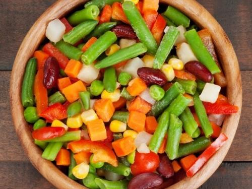 Мексиканская смесь овощей замороженная