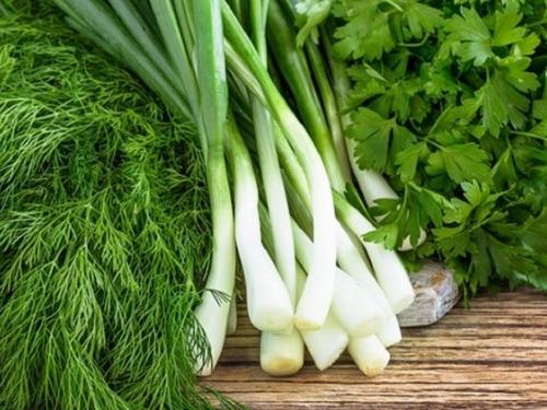 Пучок зелени микс 150 гр (укроп, петрушка, лук по 50 гр)