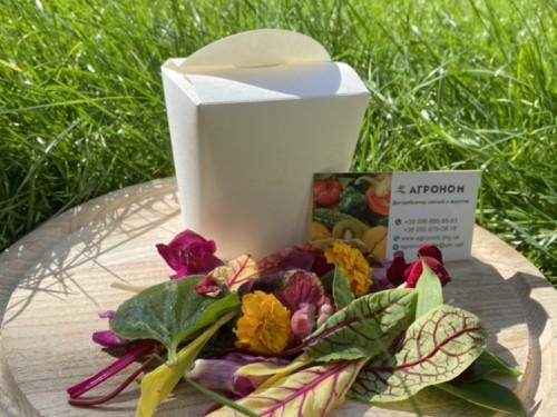 Съедобные цветы ассорти (50 грамм)